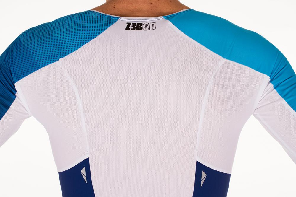TT Triathlon suit Blue/Atoll