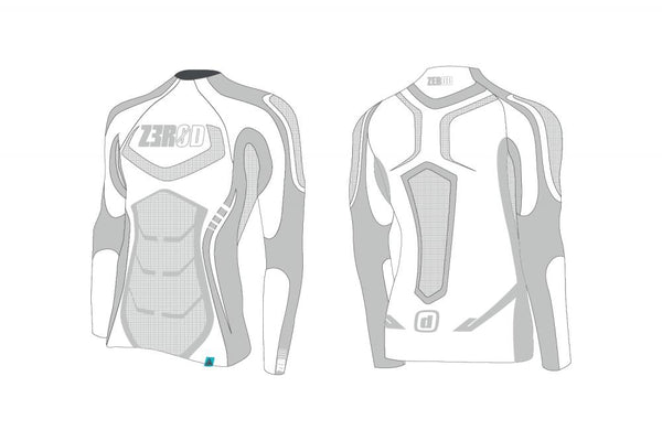 ZeroD Thermo 3D Long Sleeve Top