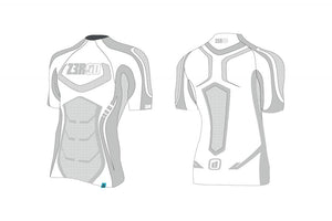 ZeroD Thermo 3D Short Sleeve Top
