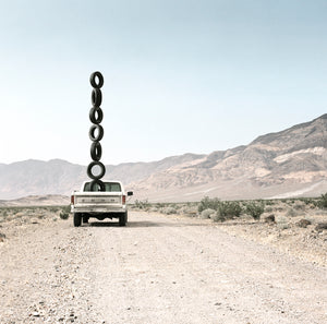 Balancing act - Death Valley- Eastern California-USA