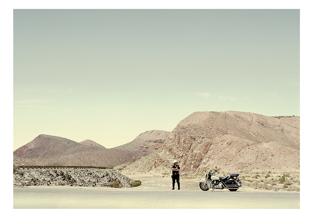 Print - Death Valley