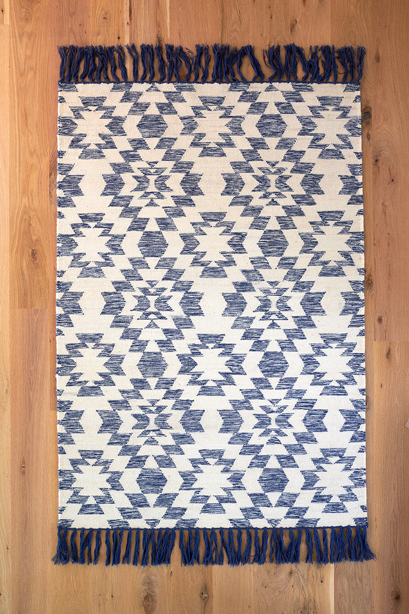 The Dual rug - Grounded Homeware