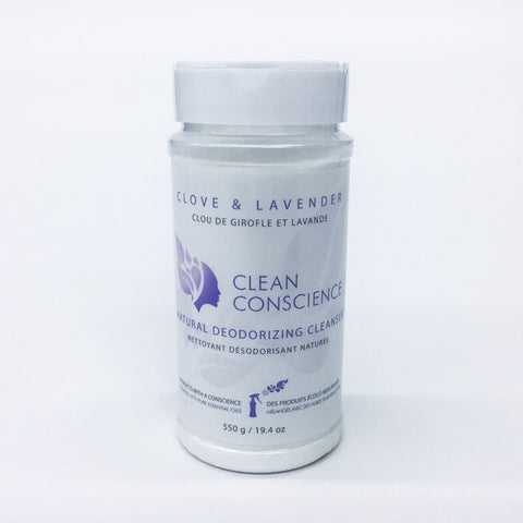 NATURAL DEODORIZING CLEANSER