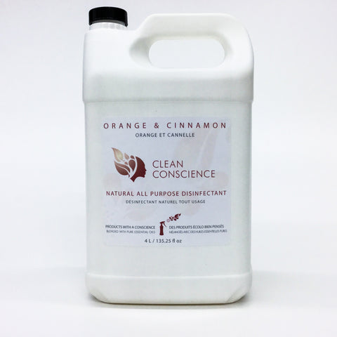NATURAL ALL PURPOSE DISINFECTANT