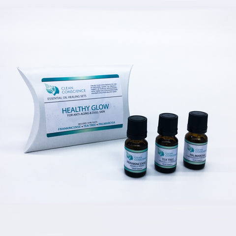HEALTHY GLOW ESSENTIAL OIL KIT