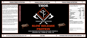 Slow Release Protein