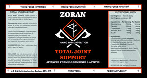 Viking Forge ZORAN Joint Support