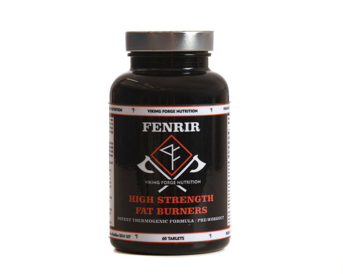 Fenrir Extra Strong Fat Burners 60 tablets