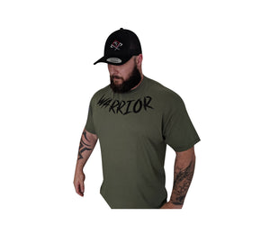 Warrior Viking gym training tshirt