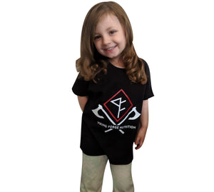 Kids Viking forge T-shirt