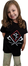Load image into Gallery viewer, Kids Viking forge T-shirt