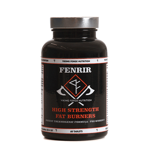 Fenrir High Strength Fat Burners 60 tablets