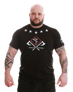 Viking Forge Crew Neck Gym Clothing