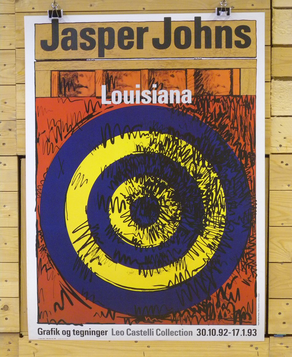 Johns, Jasper — Louisiana