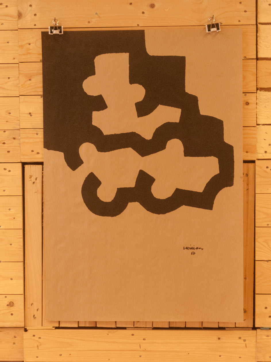 Chillida, Eduardo — Composition