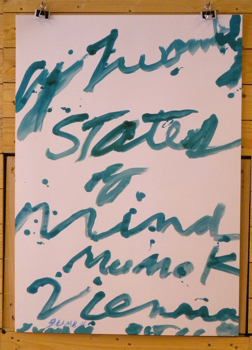 Twombly, Cy — States of Mind
