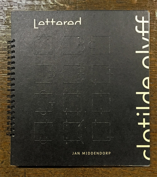 Middendorp Jan — Lettered