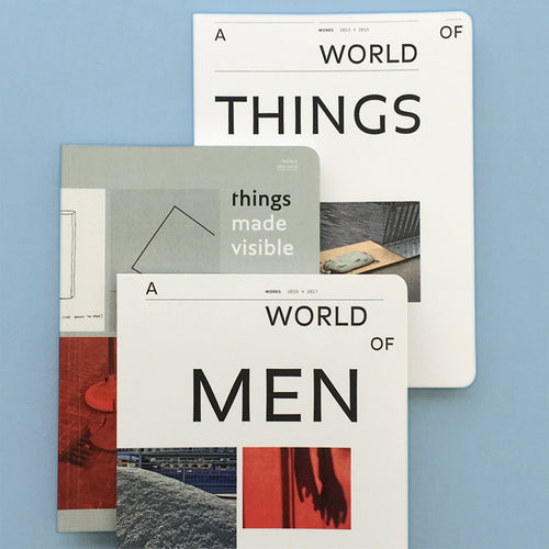 Of Things and Men bundle — Dirk Slootmaekers