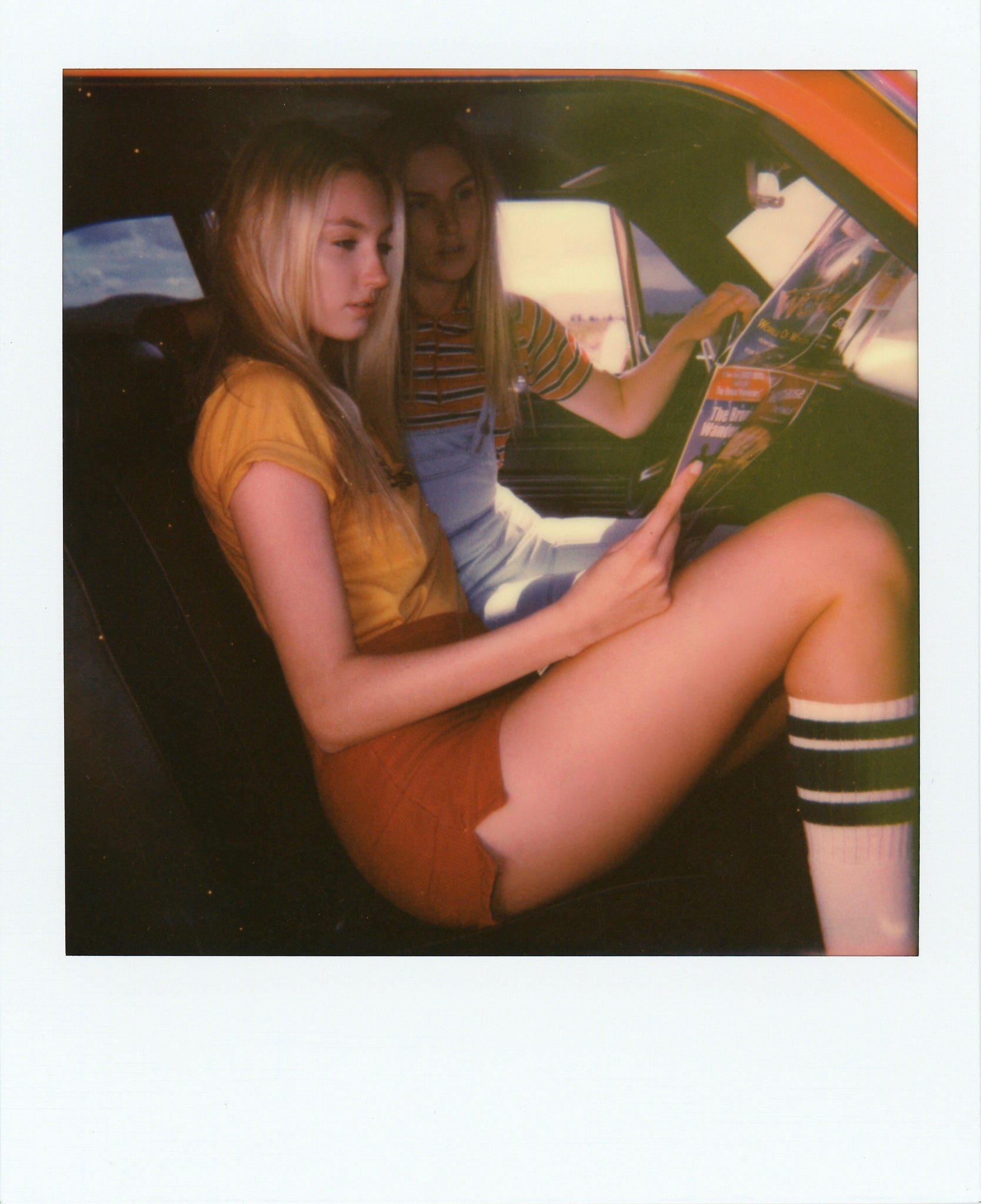 Brooke Olimpieri - Work - Polaroid - Photo 20