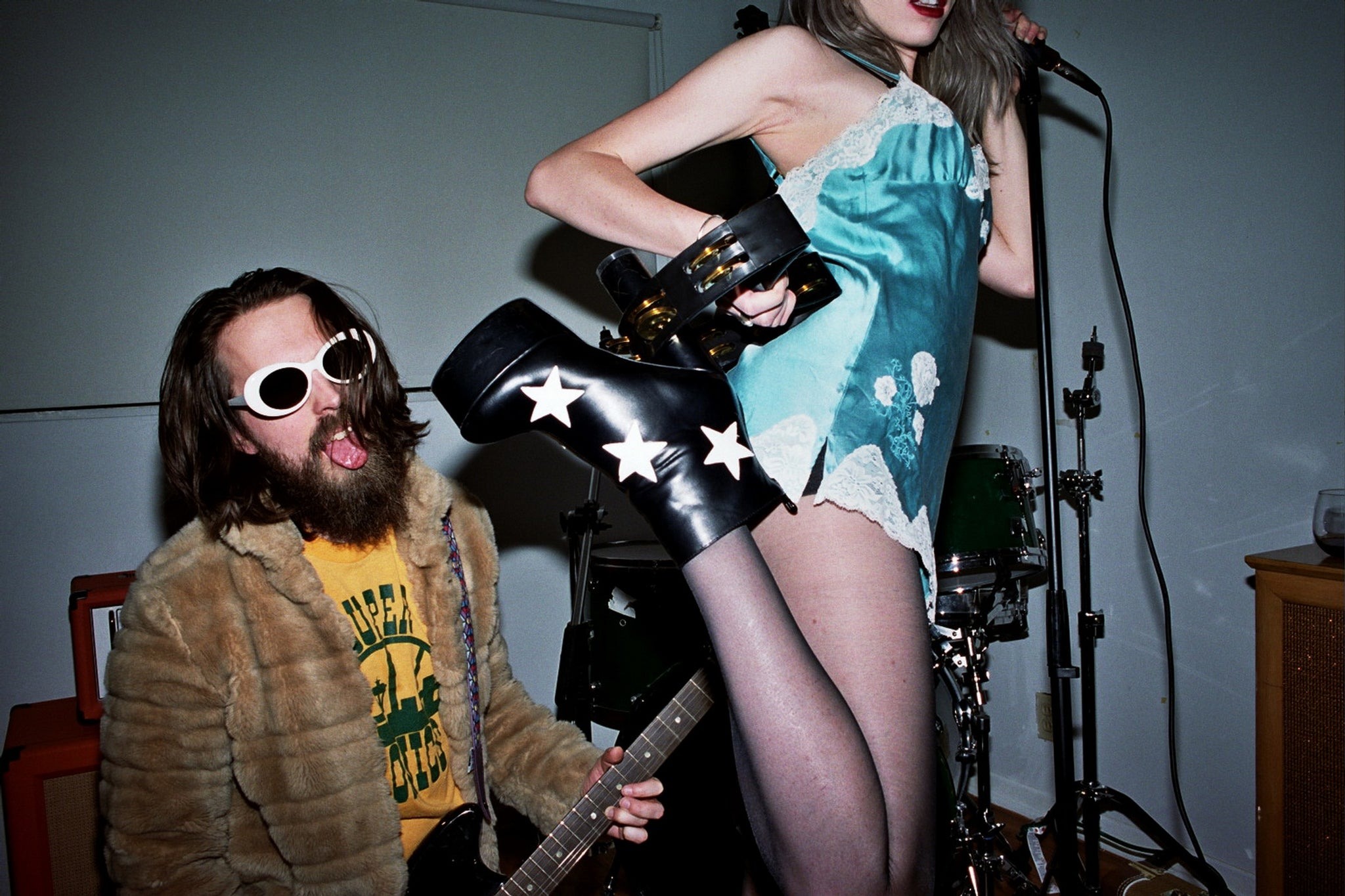 Nirvana - AnotherFilthyMagazine Gallery with The Acid Sisters - Photo 8