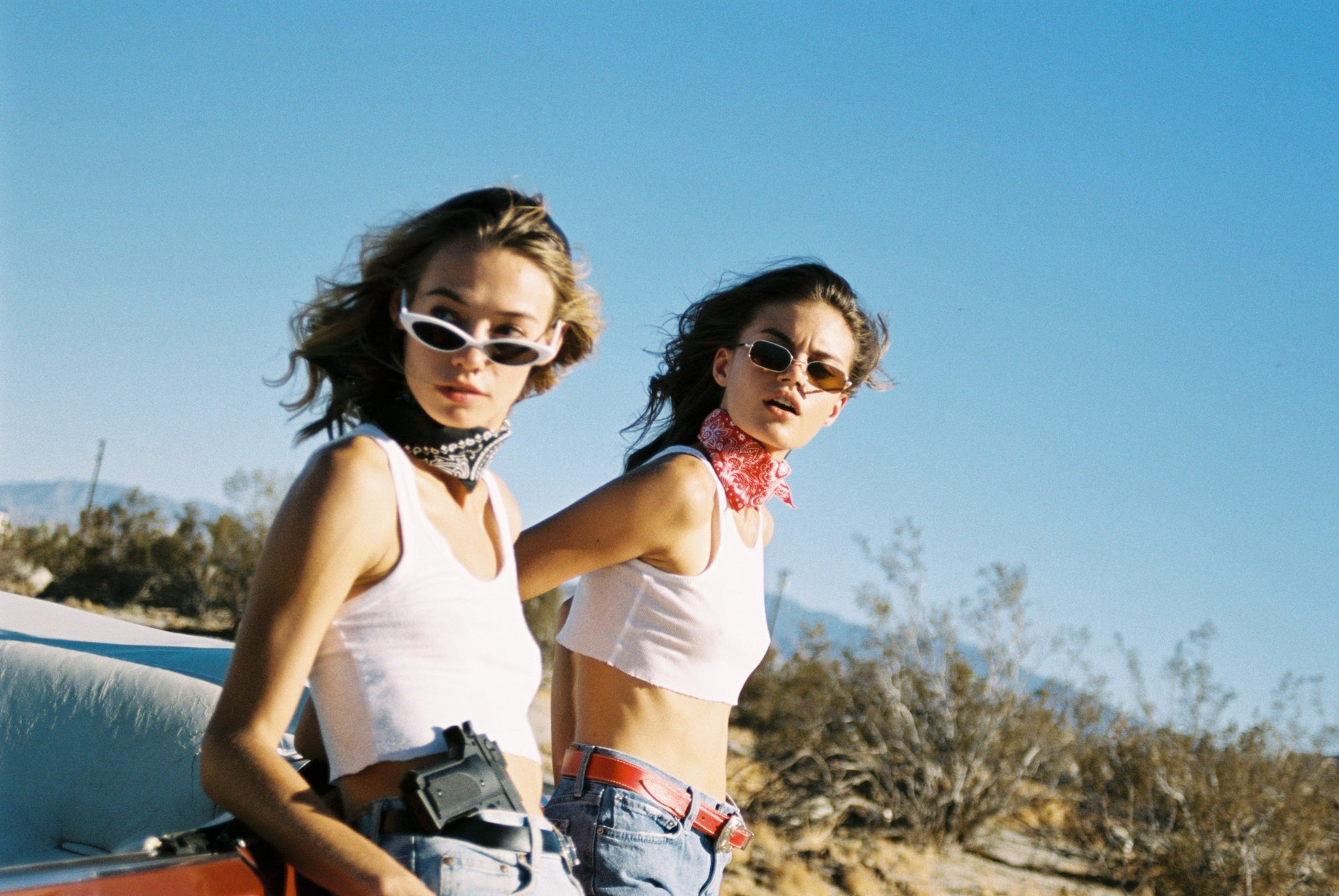 Thelma & Louise - Another Filthy Magazine - Photo 8