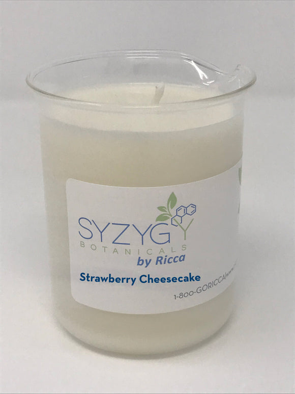 Strawberry Cheesecake Candle