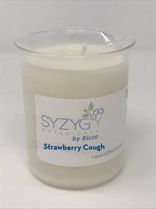 Strawberry Cough Candle