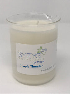 Tropic Thunder Candle