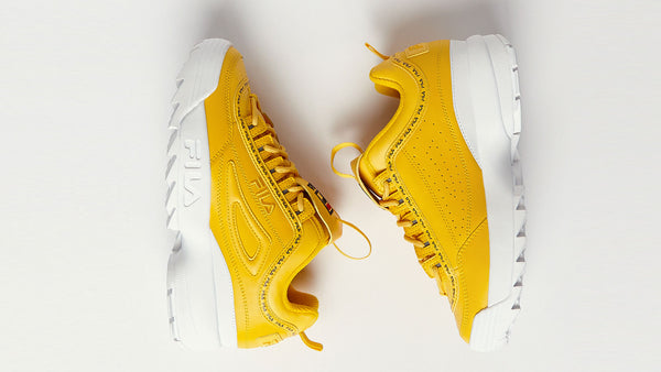 The Award Goes to: Fila's Disruptor