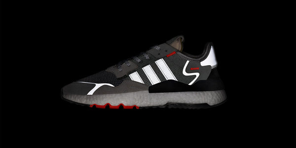 It's Never Too Late: Stay Lit With The adidas Nite Jogger