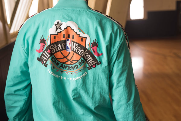 1996 San Antonio Allstar Weekend Jacket