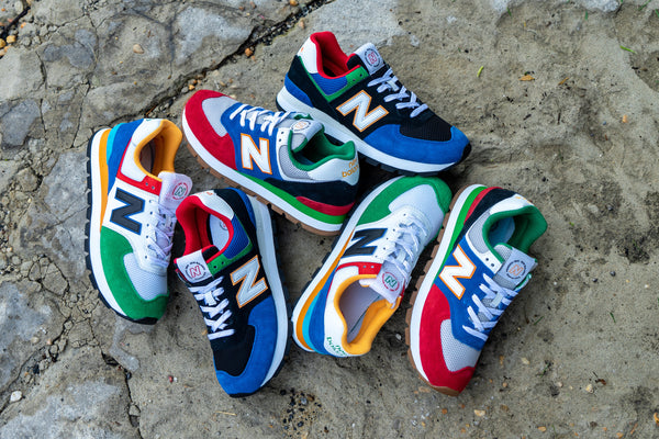 New Balance Gets Rugged With The Updated 574