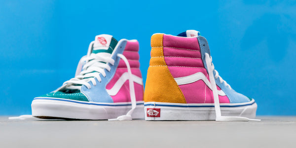 Warm Weather Trends: Vans Spring into Spring