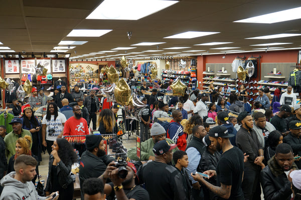 #THEBALANCE Shoe City x New Balance Grand Re-Opening Event