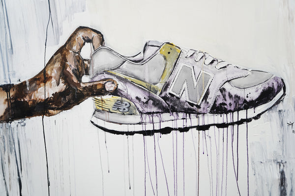 "NEW BALANCE x SHOE CITY ""ICONIC CREATORS"""