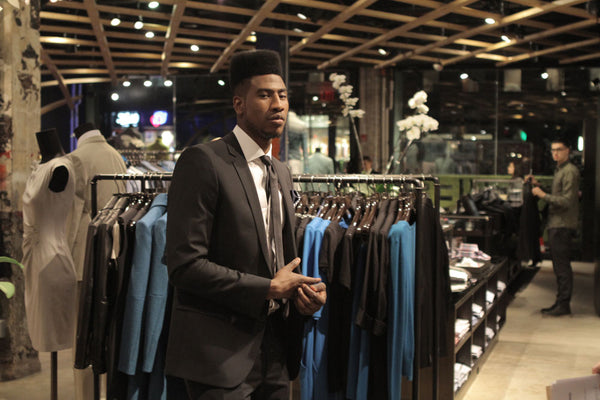 Knicks Style with Iman Shumpert