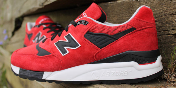 "New Balance ""American Rebel"" 998"
