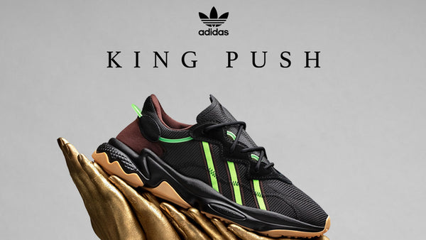 Pusha T and Adidas Are Back With 2 New Ozweego Colorways