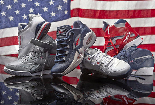 Reebok Classic Introduces the Patriot Pack