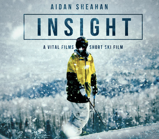 """Insight"" With Pro Freeskier Aidan Sheahan"