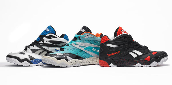 Reebok Classic Brings The Scrimmage Mid Back!