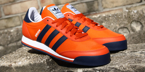 "BP's Pick of the Day: adidas Originals Orion 2 ""Collegiate Orange/Dark Indigo"""