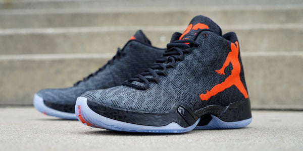 Launch Alert: Air Jordan XX9 'Team Orange'