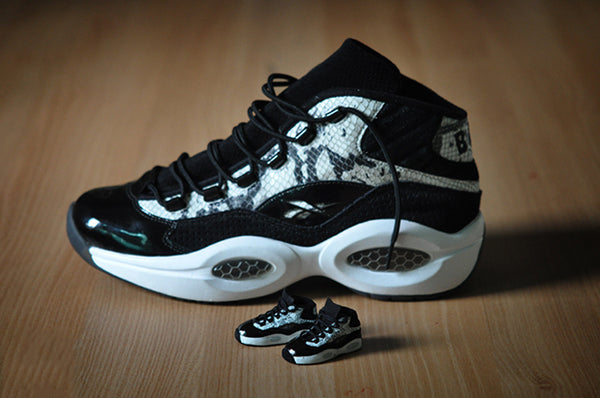 BAIT x Reebok x Coolrain Studio - Allen Iverson Collaboration‏