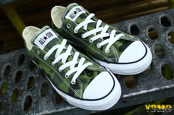 "BP's Pick of the Day: Chuck Taylor All Star Low ""Washed Camo"""