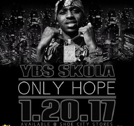 """Only Hope "" YBS Skola New CD"