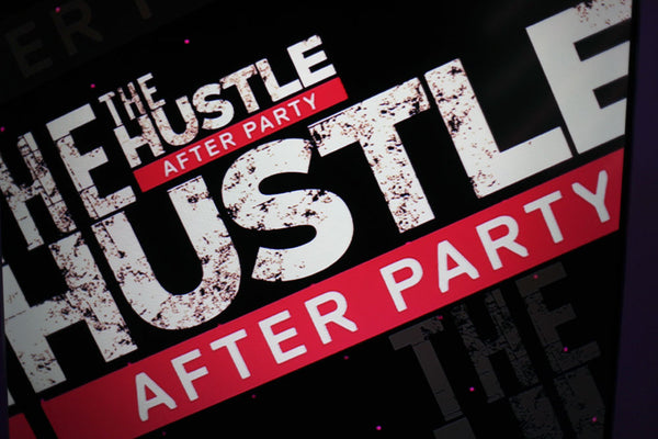 The Hustle After Party: Big Sean /Jhene Aiko