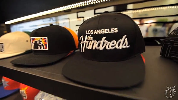 BRIGHT Tradeshow (GERMANY) 2013: The Hundreds' Recap