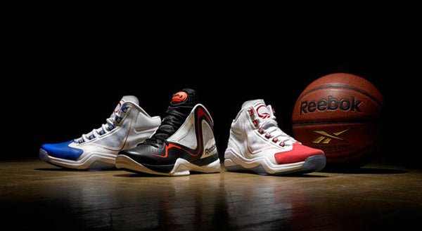 "Reebok Basketball ""Q96"" and ""Pumpspective Omni"""