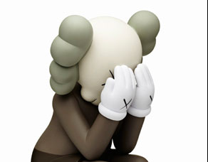 Kaws: Companion (Passing Through)